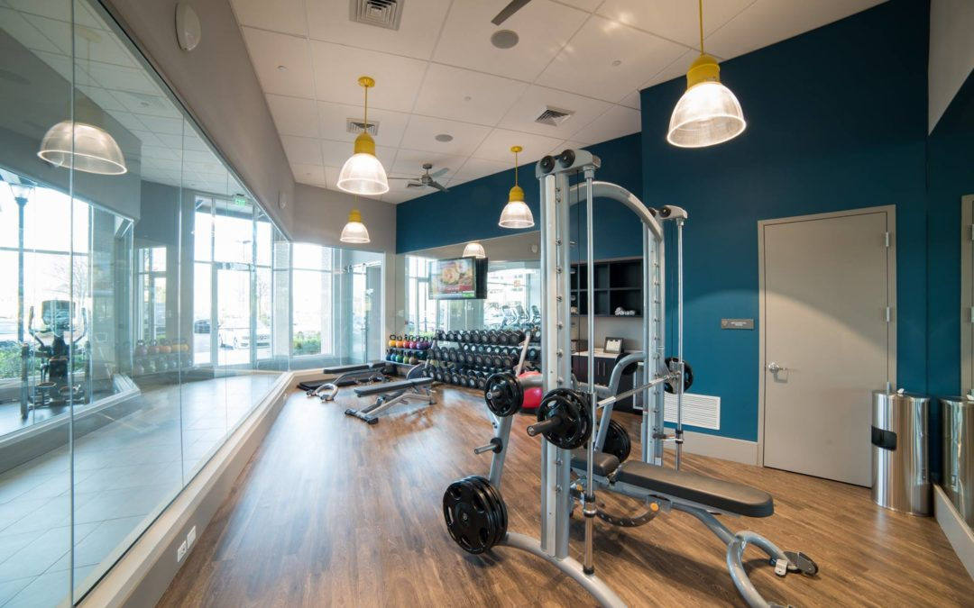 What does your Fitness Center say about your Property?