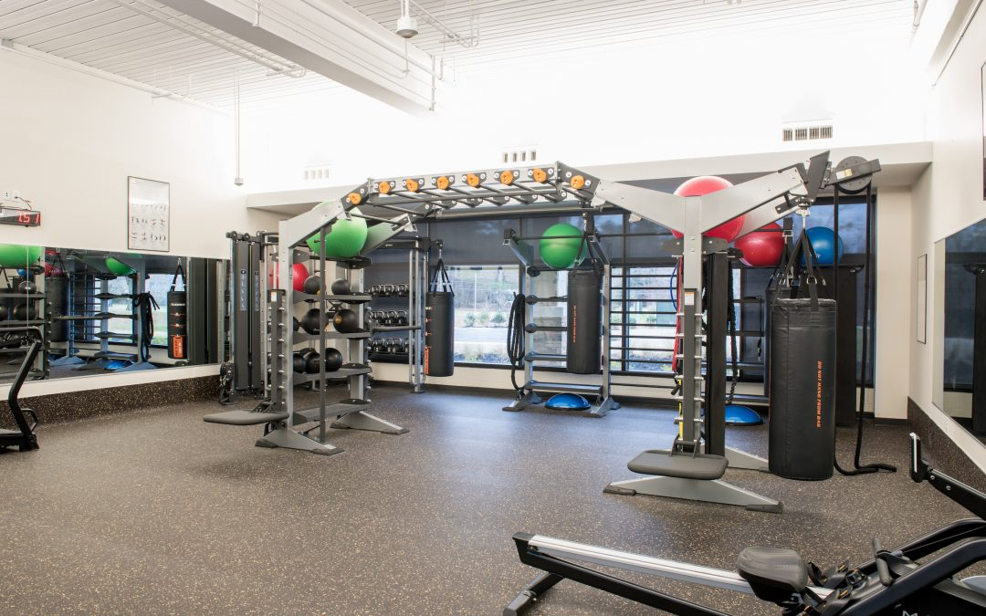 The Best Design to get your Fitness Center in Shape