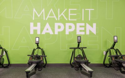 Deliver some #WorkoutMotivation to your Fitness Center