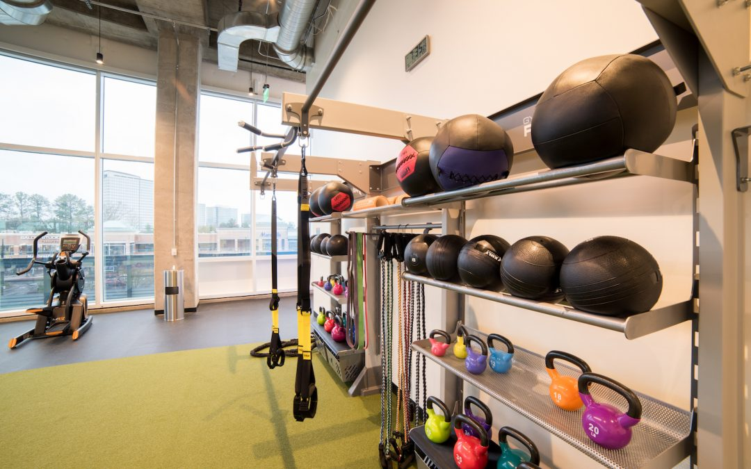 """5 Ways to Keep your Fitness Center """"FIT"""""""
